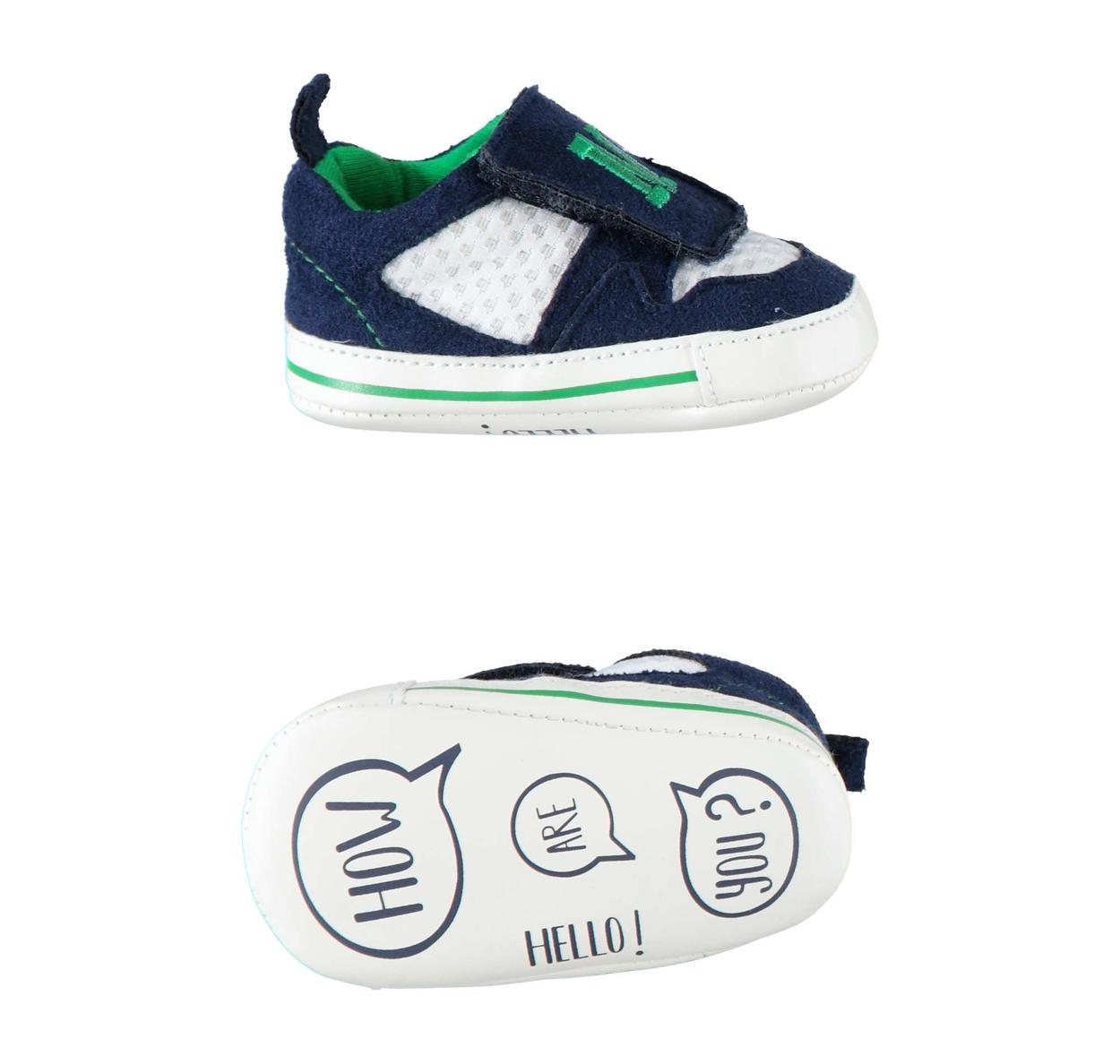 Comode e confortevoli scarpe per neonato da 0 a 24 mesi Minibanda NAVY-3854 db49bbf341f