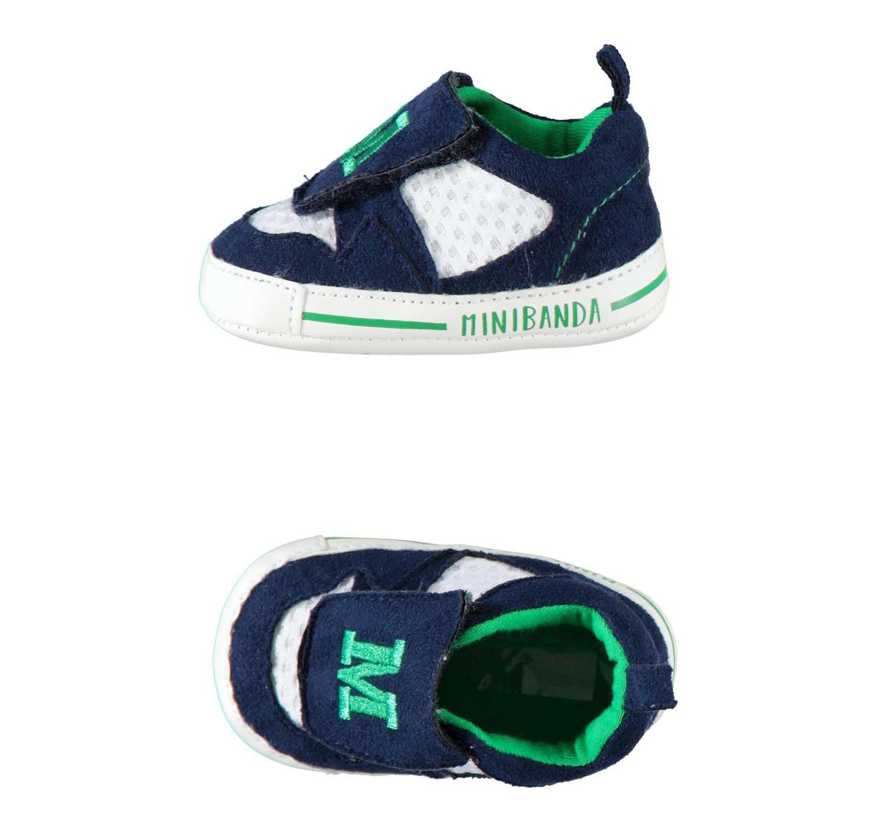economico per lo sconto 92d37 4fdc7 Comode e confortevoli scarpe per neonato da 0 a 24 mesi Minibanda