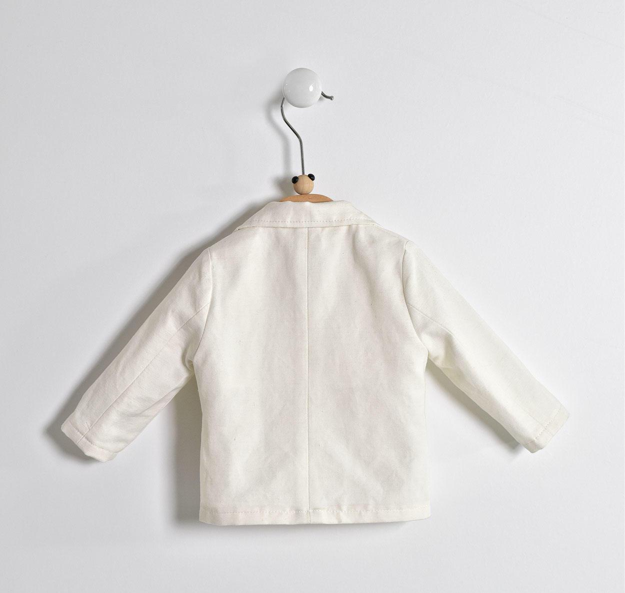 Elegante e raffinata giacca con chiusura con bottoni per neonato da 0 a 24  mesi Minibanda fdb764dcc04