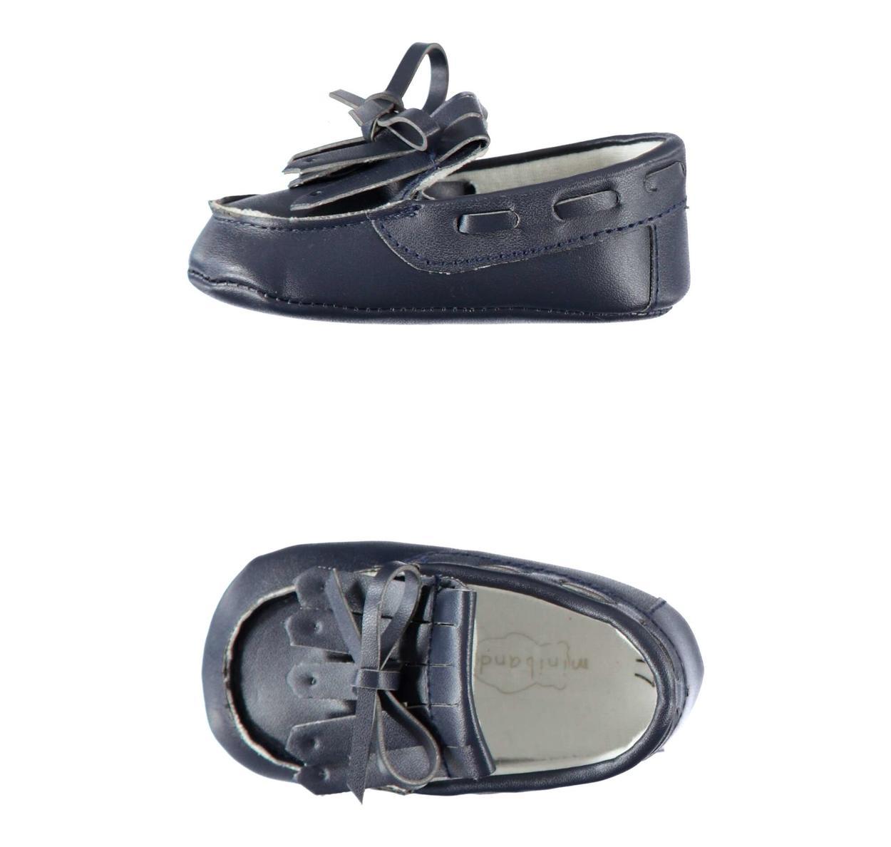 finest selection 3dd31 0eccb Eleganti e comode scarpe cerimonia per neonato da 0 a 24 mesi Minibanda