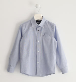 Long-sleeved shirt 100% cotton