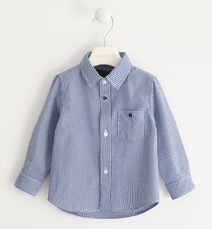 Classic shirt in soft fabric