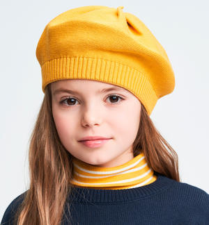 Basque model hat YELLOW