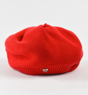 Basque model hat RED
