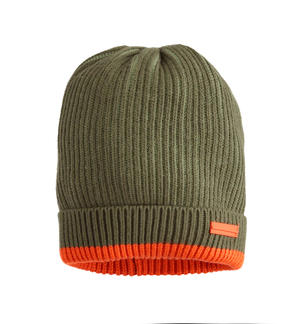 Beanie model hat GREEN