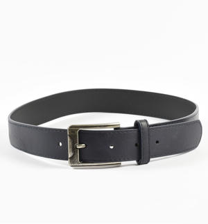 Faux leather belt for boys BLUE