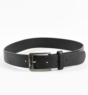 Faux leather belt for boys
