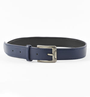 Eco-leather belt for boy