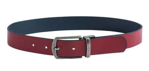 Reversible belt   BLUE