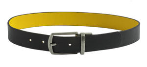Reversible belt   BLACK