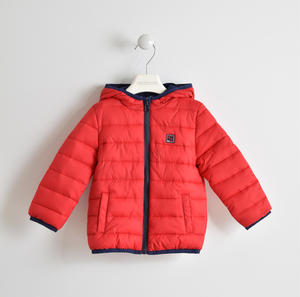 PADDED JACKET THERMAL FABRIC RED