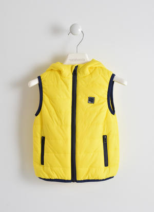 PADDED VEST YELLOW
