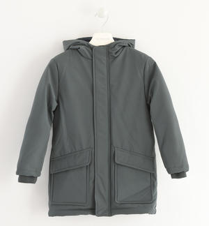 Technical fabric outerwear