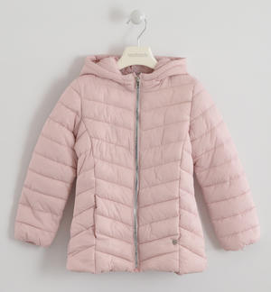 100 grams model jacket with hood PINK
