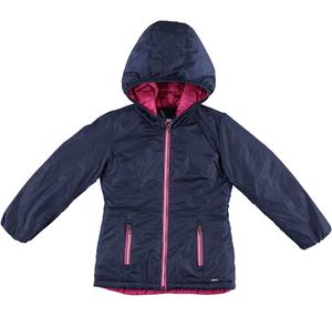 Windproof and rainproof autumn jacket  BLUE