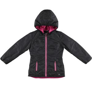 Windproof and rainproof autumn jacket  BLACK
