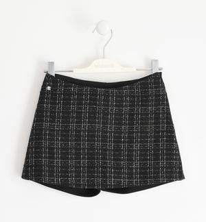 Pretty Sarabanda shorts made in Milano stitched fabric
