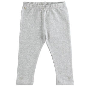 Leggings made of stretch jersey GREY