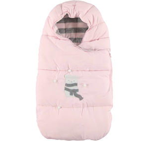 Carrycot and stroller sleep sack  PINK