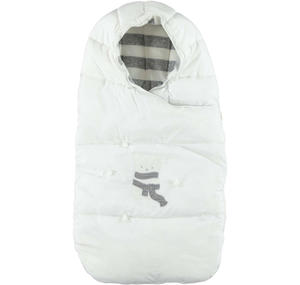 Carrycot and stroller sleep sack  CREAM
