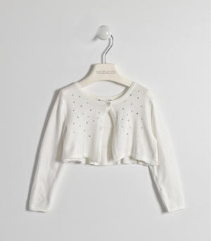 KNITTED CARDIGAN CREAM