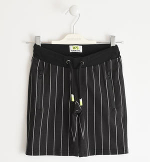 100% light cotton fleece short trousers