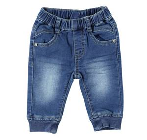 DENIM TROUSERS BLUE