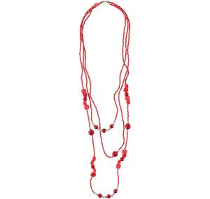 Girl¿s necklace RED