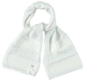 Fur effect scarf  CREAM