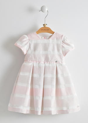 Spring Summer ceremony dress for baby girl PINK