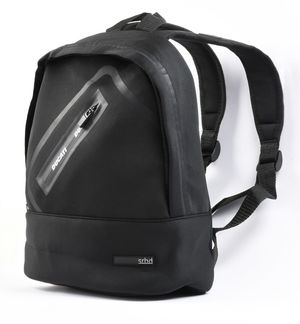 "Neoprene backpack ""Sarabanda interprets Ducati"" BLACK"