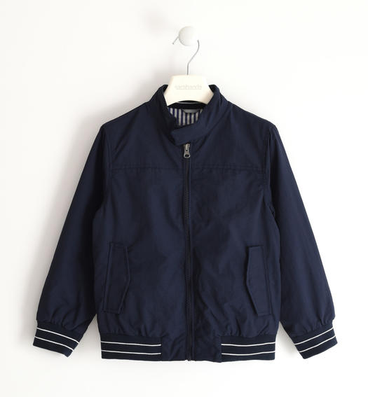 Taslan jacket for boy from 6 to 16 years Sarabanda NAVY-3854